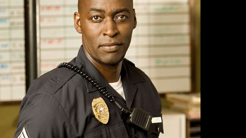 Michael Jace (Julien Lowe) - The Shield