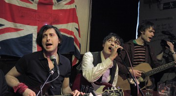 The Libertines - Lefteris Pitarakis/AP