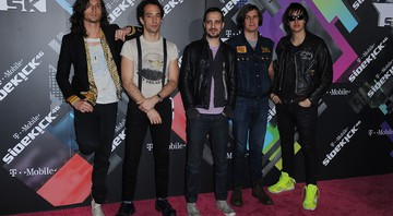 The Strokes - Katy Winn/AP