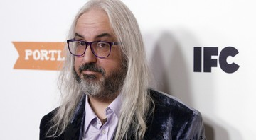J Mascis, vocalista do Dinosaur Jr. - Andy Kropa/AP