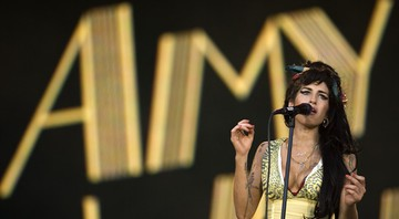 A cantora Amy Winehouse  - Victor R. Caivano/AP