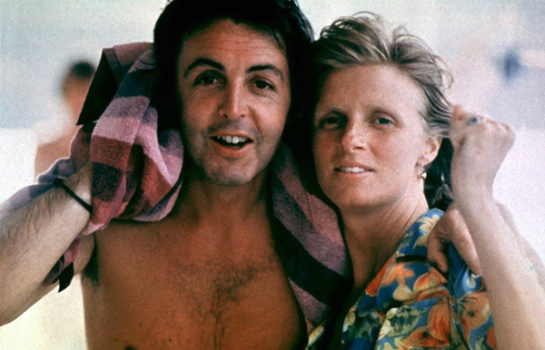 Paul e Linda McCartney