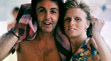 Paul e Linda McCartney  - AP