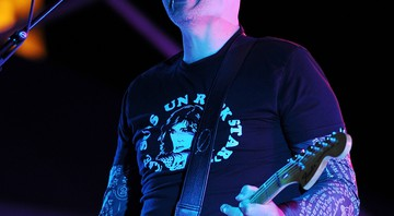 Billy Corgan (Smashing Pumpkins) - Jeff Daly/AP