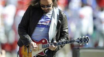 Ace Frehley, ex-guitarrista do Kiss - L.G. Patterson/AP