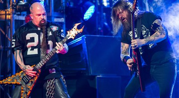 None - Slayer (Foto: Paul A. Hebert/AP)