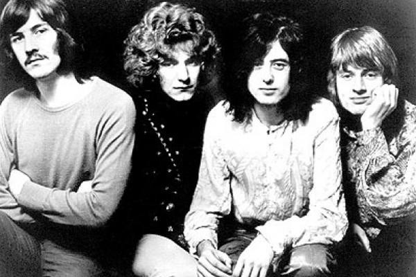 Banda Led Zeppelin