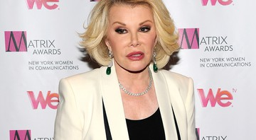 Joan Rivers - Evan Agostini/AP