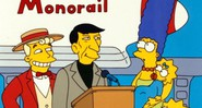 Galeria Simpsons - Monorail