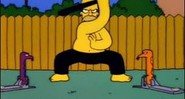 Galeria Simpsons - Whacking Day