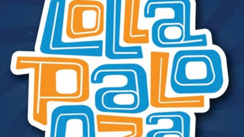 Logo do festival Lollapalooza