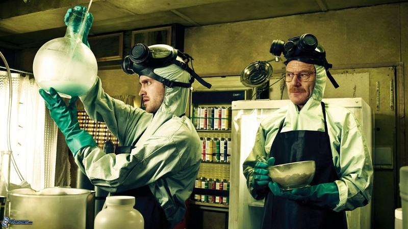 Rolling Stone · Breaking Bad é culpado por aumento do uso de metanfetamina no Reino Unido
