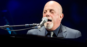 O músico Billy Joel, ao piano - Scott Roth/AP