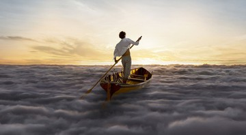 Capa do disco The Endless River, do Pink Floyd - Divulgação