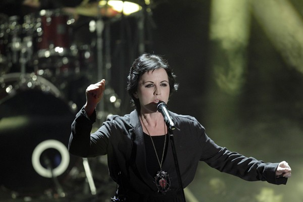 Dolores O'Riordan, vocalista do The Cranberries