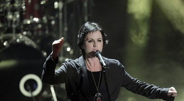 Dolores O'Riordan, vocalista do The Cranberries  - AP/Luca Bruno