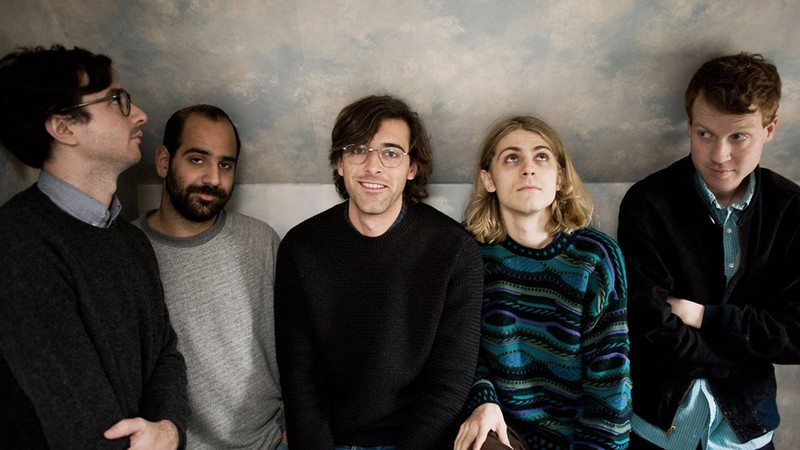 O quinteto indie norte-americano Real Estate
