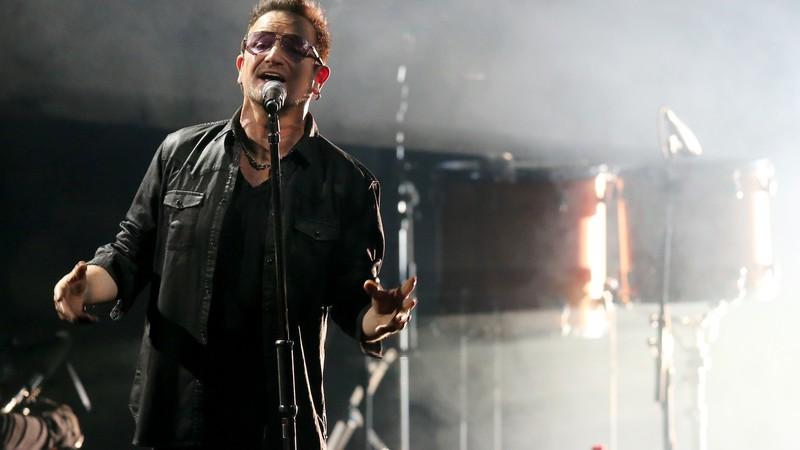 Músicas inéditas do U2 aparecem em gravação de show mais antiga até hoje