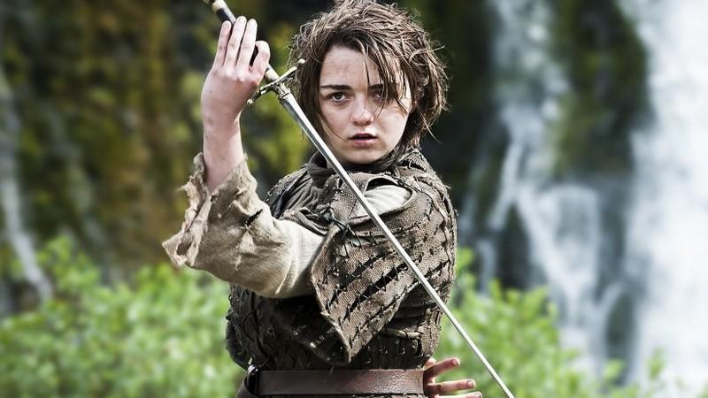Rolling Stone · Arya Stark estrela o primeiro teaser da quinta temporada de Game of Thrones