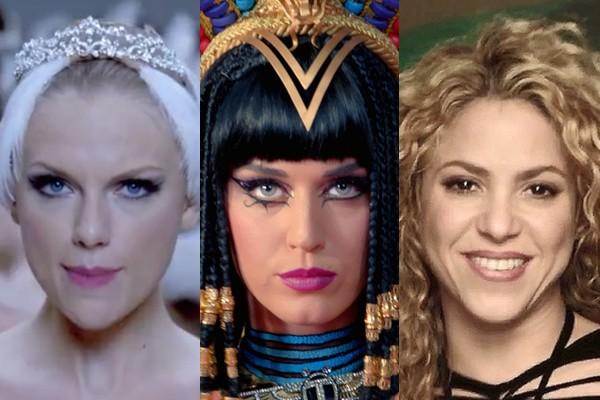 Rolling Stone · Katy Perry e Shakira estão na lista de dez clipes mais vistos no YouTube em 2014; veja
