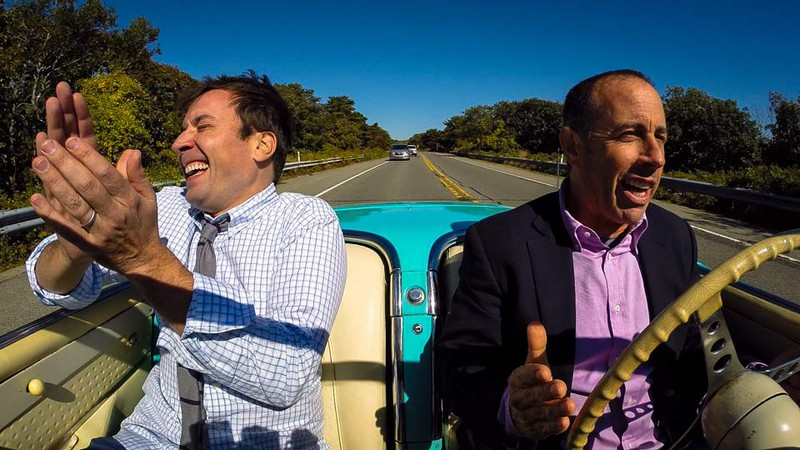 Jimmy Fallon - Comedians in Cars Getting Coffee