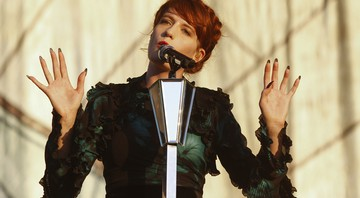 Florence Welch, vocalista do Florence and the Machine - Jack Plunkett/AP