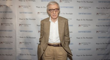 Woody Allen - Barry Brecheisen/AP