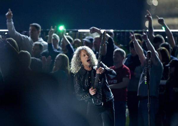 Rolling Stone · Metallica está trabalhando em disco de inéditas