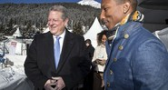 Pharrell Williams e Al Gore