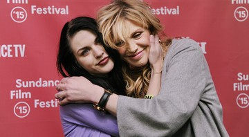 Courtney Love e Frances Bean em Sundance - Chris Pizzello/AP