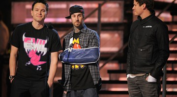 Blink 182 - Mark J. Terrill/AP