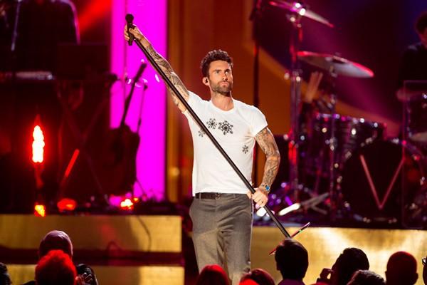 """Rolling Stone · Oscar 2015: Adam Levine apresentará a canção """"Lost Stars"""" na cerimônia de premiação"""