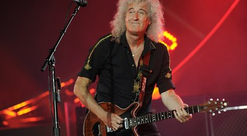 Brian May - Chris Pizzello/AP