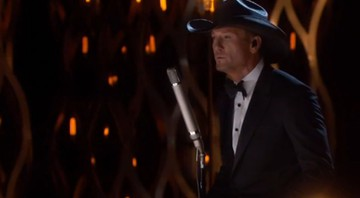 "Tim McGraw canta ""I'm Not Going to Miss You"", de Glen Campbell, no Oscar 2015 - Reprodução/Vídeo"