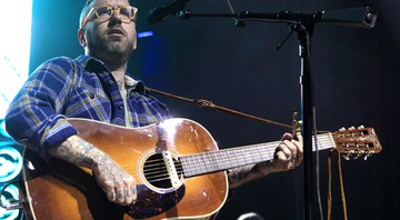 Dallas Green à frente do City and Colour - Owen Sweeney/AP