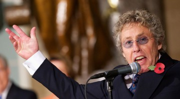 Roger Daltrey, vocalista do The Who - Molly Riley/AP