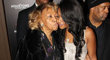 Bobbi Kristina e Cissy Houston - AP