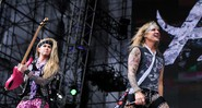 Steel Panther no Monsters of Rock 2015