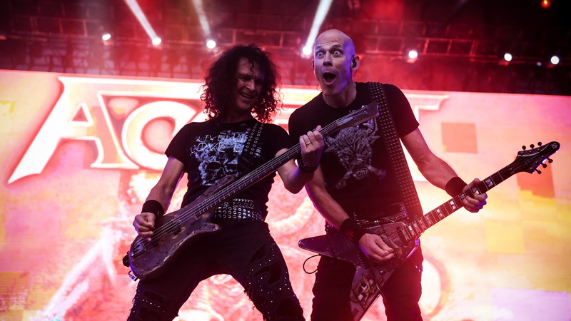 Accept no Monsters of Rock 2015