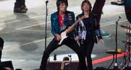 Ronnie Wood e Mick Jagger