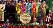 4 - Sgt. Pepper's Lonely Hearts Club Band- The Beatles