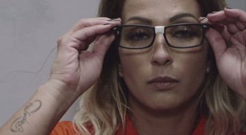Orange is the new black - Valesca  - Reprodução/vídeo