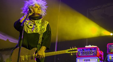 O fundador e líder do Melvins, Buzz Osborne - Barry Brecheisen/AP