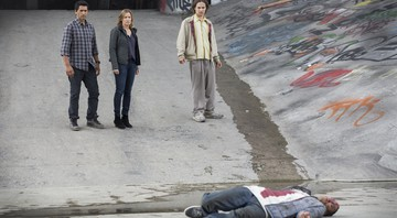 Series - Fear the Walking Dead - Divulgação