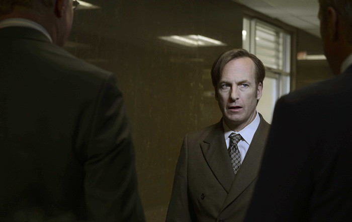 Bob Odenkirk como Jimmy McGill em Better Call Saul.