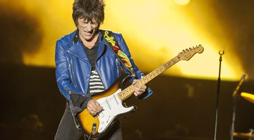 Ronnie Wood, guitarrista dos Rolling Stones - Barry Brecheisen/AP