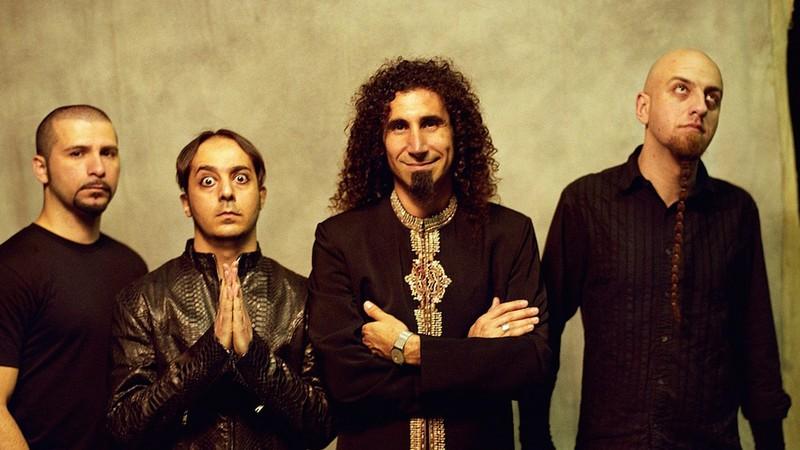 Rolling Stone · System of a Down cogitou fazer 'terapia de banda' para  voltar a gravar: 'Mas não vai acontecer, nunca vamos lançar outro disco'