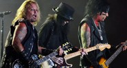 Mötley Crüe no Rock in Rio