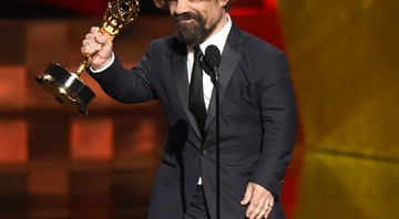 Peter Dinklage no Emmy 2015 - Chris Pizzello/AP