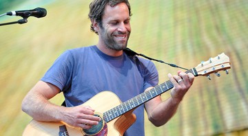 Jack Johnson no Farm Aid de 2015  - Rob Grabowski/AP